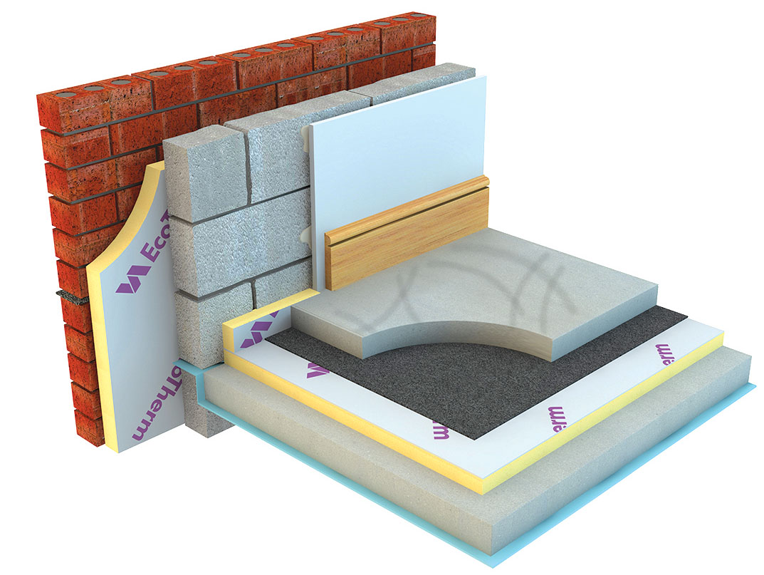 Pitched Roof and Floor Insulation