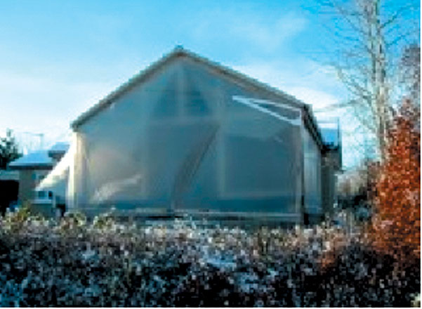 Temporary Protection Sheeting TPS