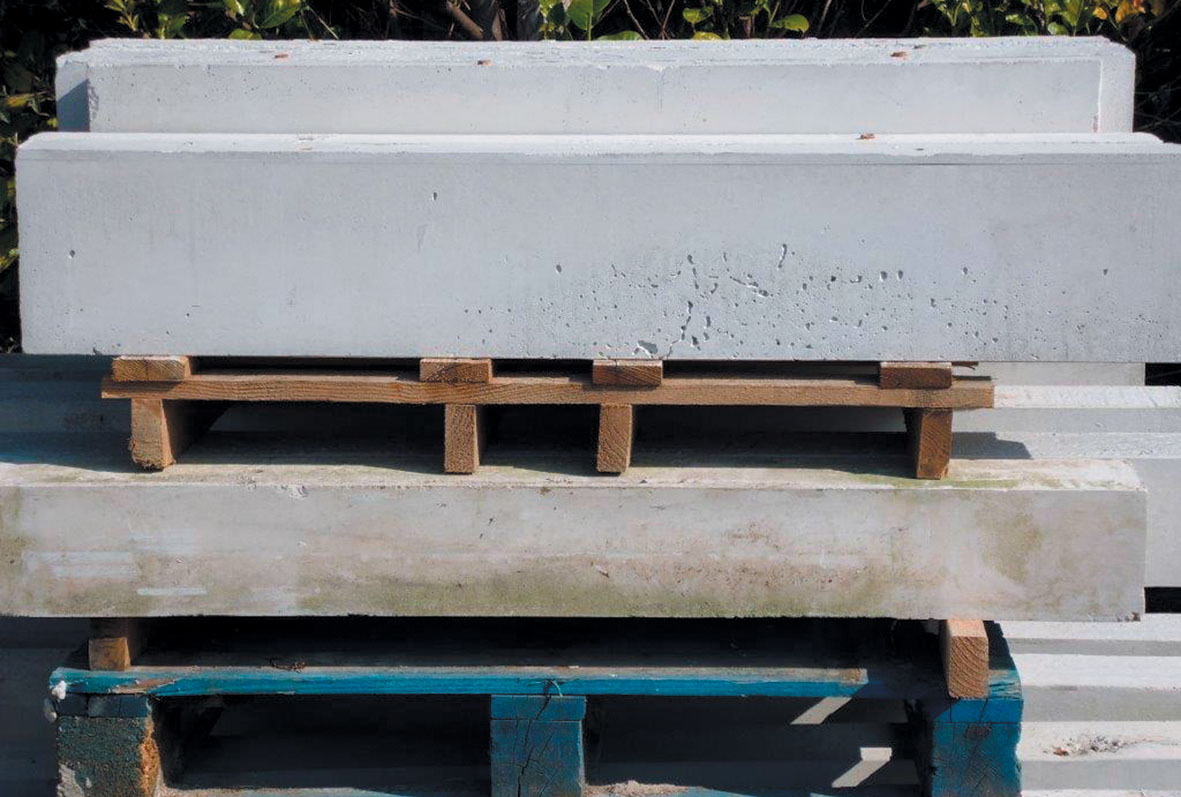 Fire Rated Concrete Lintels