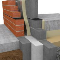 Lintel Northwest Category, Damp Proof Course